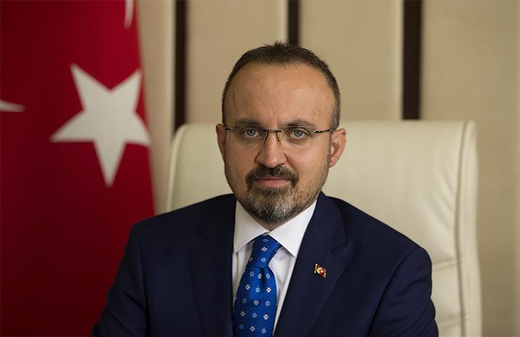 AK Parti'nin gündemi seçim barajı