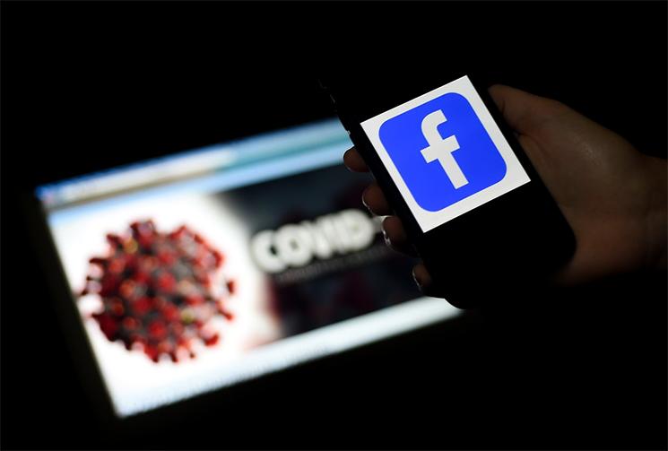 Facebook Kovid-19 yasağını kaldırdı