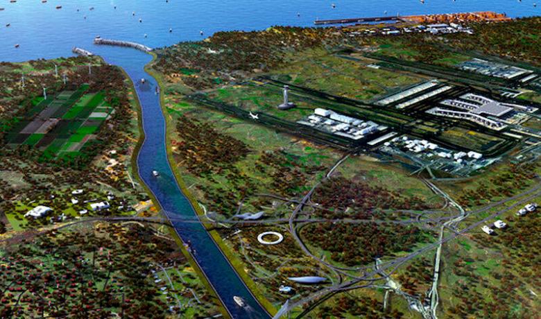 Kanal İstanbul'un temel tarihi açıklandı