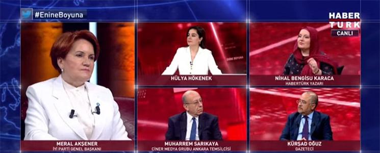 Meral Akşener 2023 için kararını açıkladı